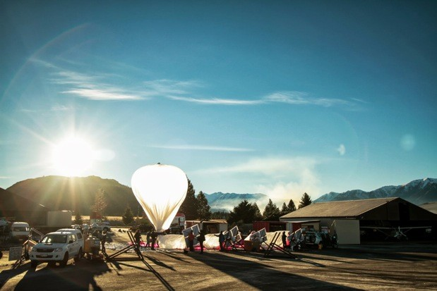 Project Loon: Google propone distribuir internet... mediante un globo (vídeo)