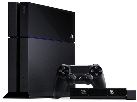 Sony descubre la PlayStation 4 durante su conferencia del E3
