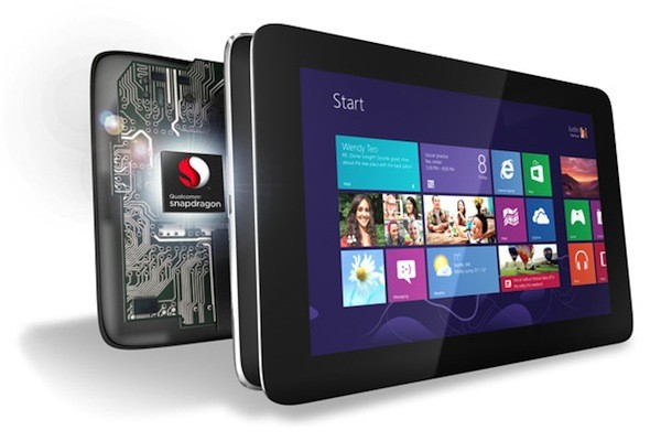 Dispositivos con Windows RT 8.1 y procesadores Snapdragon 800 saldrán a la venta este año