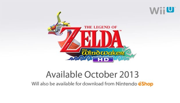 The Legend of Zelda: the Wind Waker HD llegará en octubre a toda vela