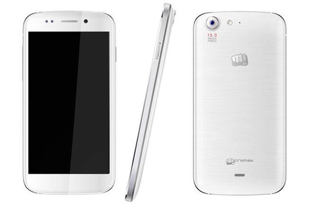 Micromax Canvas 4 se estrena en India con un panel 720p de 5