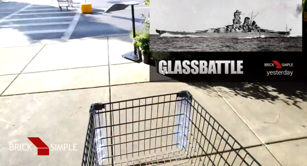 GlassBattle lleva la guerra de barcos a Google Glass (vídeo)