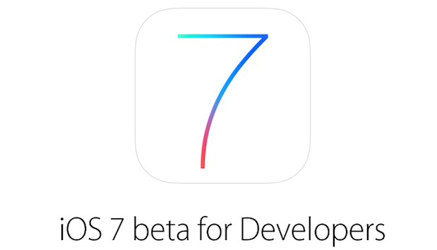Apple iOS 7 beta 6 disponible como actualización OTA