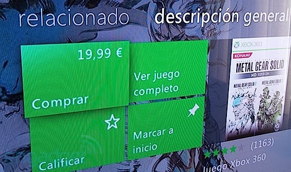 Xbox 360 se actualiza para cambiar los Microsoft Points por tu moneda local