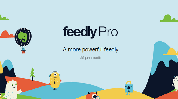 feedly pro disponible