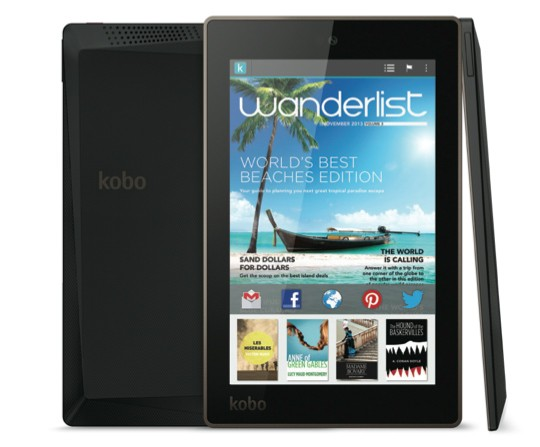 Kobo lanza al mercado tres nuevas tablets arc con clara for Housse kobo arc 7