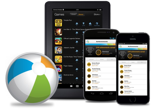 Amazon anuncia que GameCircle y Whispersync for Games ya son compatibles con iOS