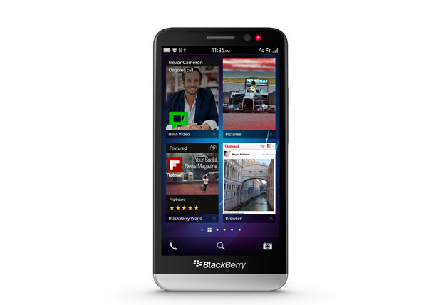 "BlackBerry Z30 se hace oficial: Super AMOLED de 5"", Snapdragon S4 Pro y BB 10.2 OS"
