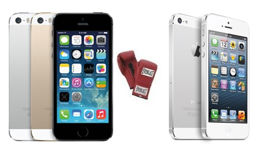 iPhone 5s vs. iPhone 5: ¿qué ha cambiado?