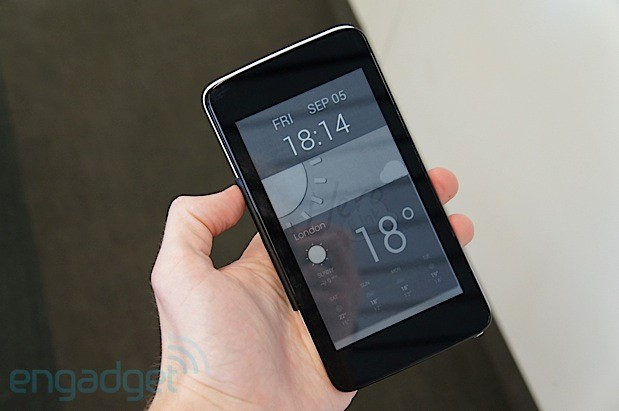 alcatel one touch eink