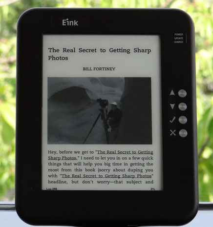 E Ink presenta su panel Carta de alto contraste, el secreto del nuevo Kindle Paperwhite de Amazon