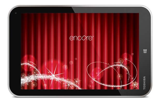Toshiba Encore se suma a la lucha de los tablets de 8 pulgadas con Windows