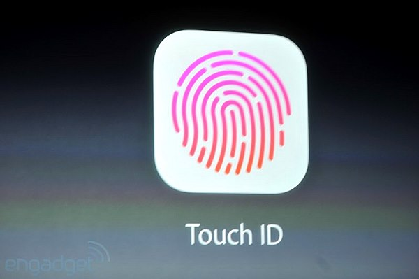 Touch ID, el lector de huellas del iPhone 5S