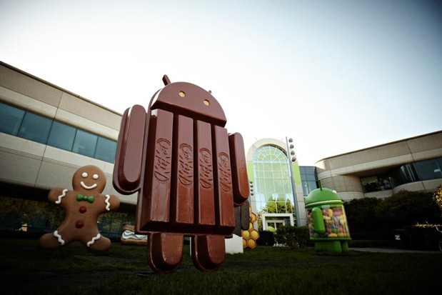 Android 4.4 KitKat se hace por fin oficial
