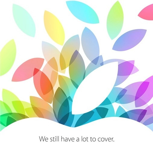 Evento en directo a lot to cover Apple