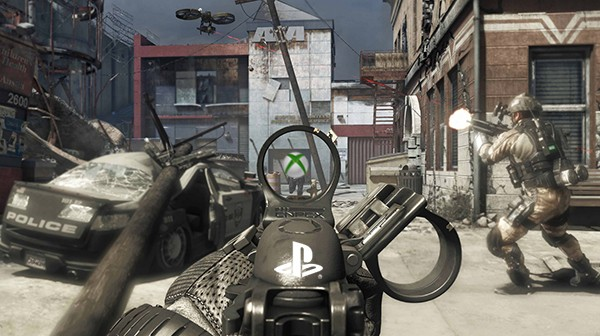 Call of Duty Ghost correrá a 720p en Xbox One y 1080p en PS4