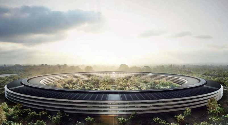 Apple recibe el permiso de Cupertino para construir su