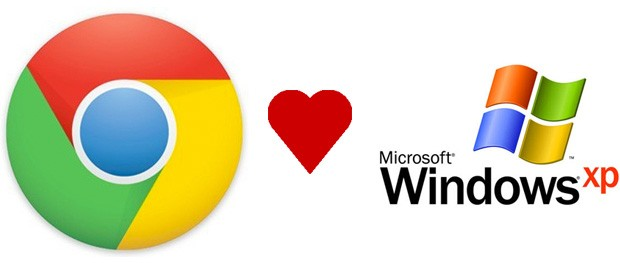 Google estira el soporte de Chrome para Windows XP hasta abril de 2015
