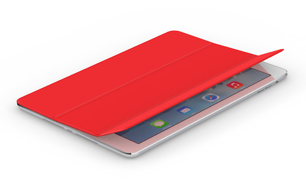 ipad aire funda RED