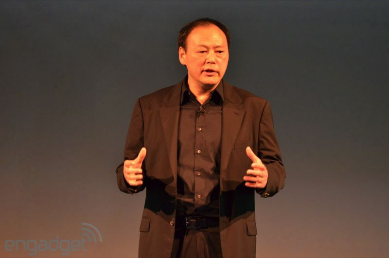 Peter Chou CEO HTC delegar