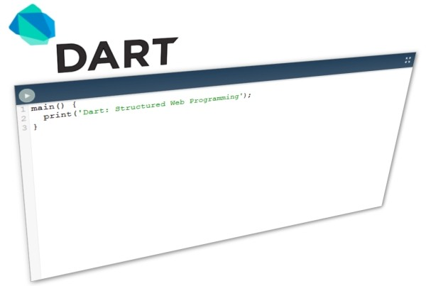 Dart deja atrás su fase beta apuntando maneras como alternativa a Javascript