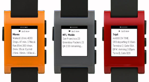 Ya está disponible la aplicación de Pebble que activa las notificaciones de iOS 7