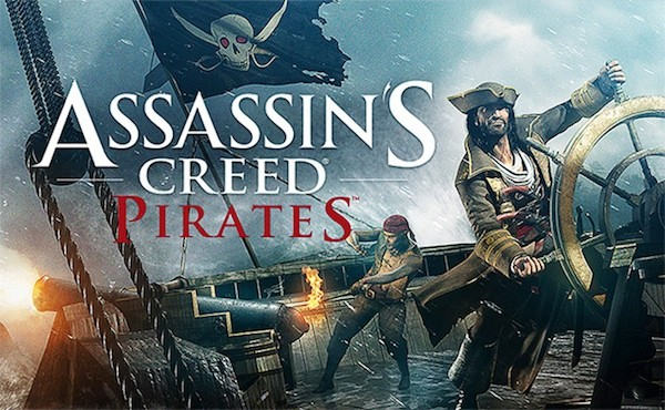 Assassin's Creed: Pirates estará disponible para teléfonos y tablets el 5 de diciembre