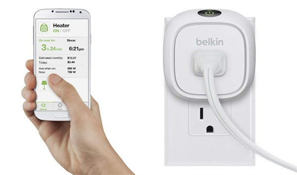 El enchufe WeMo Insight Switch de Belkin ya a la venta por 60 dólares