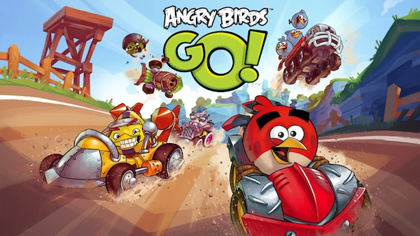 angry birds go! disponible para descarga ios android wp8 blackberry10