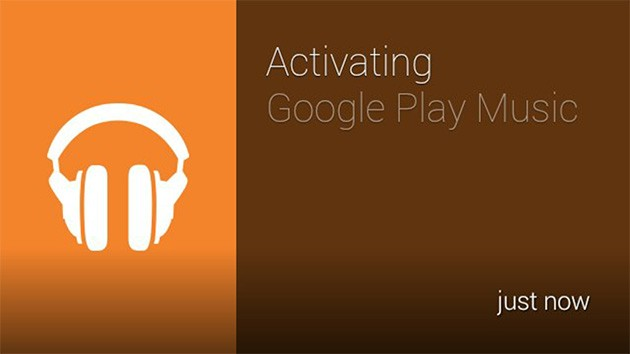 Google Play Music llega a Glass en forma de app