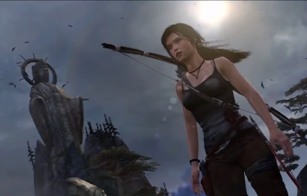 Tomb Raider: Definitive Edition disponible para PS4 y Xbox One el 28 de enero