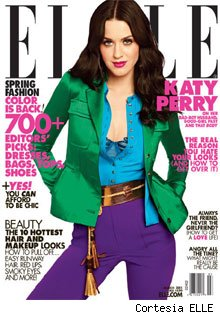 Katy Perry Elle