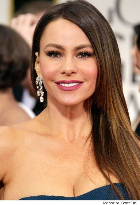 Sofía Vergara - Look Golden Globes