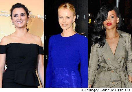 Penlope Cruz, Charlize Theron, Rihanna - Detective de la moda - Moda de las famosas