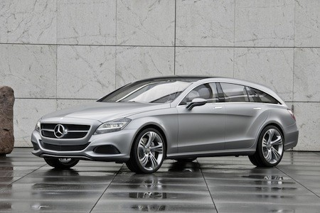 Vido - Mercedes-Benz CLS Shooting Brake : bientt sur nos routes 