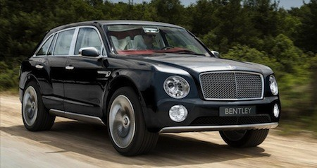 bentley produira bien un suv pour les super riches autoblog fr. Black Bedroom Furniture Sets. Home Design Ideas