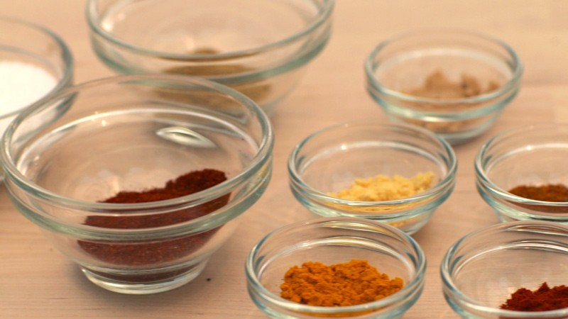 Step 1 - Mix Your Spices