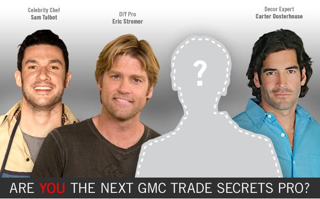 GMC Trade Secret entry picture
