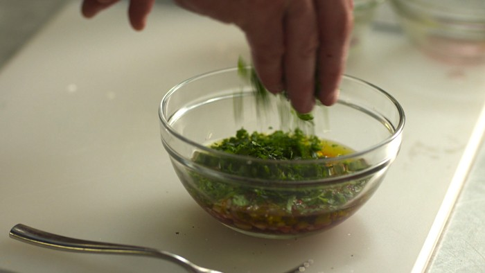 Step 5: Add Fresh Herbs