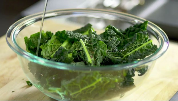 Kale Chips - Step 2