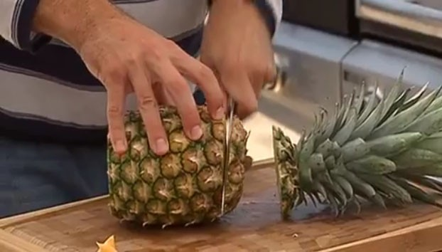 Step 5: Pineapple