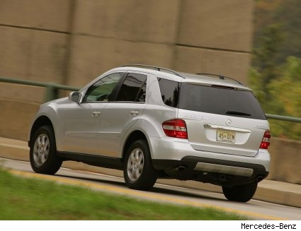 Mercedes benz launches three new diesel powered models for Mercedes benz 2007 models