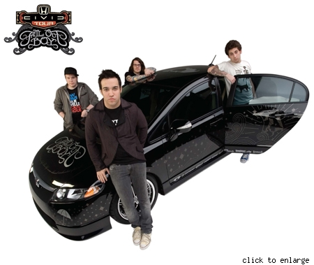 Fall Out Boy. A lot of Fall Our Boy fans are