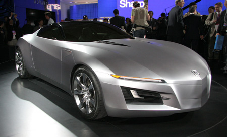 Honda Working On More Fuel Efficient Successor To NSX Sports Car