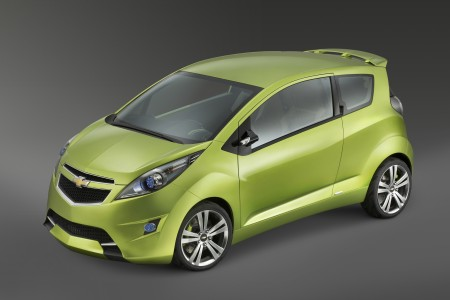 Chevrolet Beat Interior Back. The Vertigo Green Chevrolet