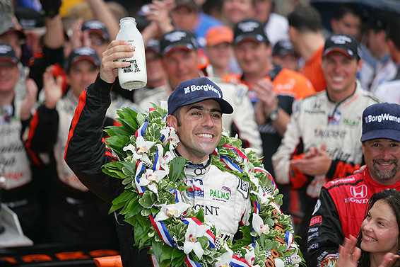 First Ever All Ethanol Indy  Has A Winner