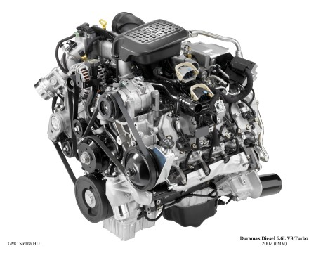 GM builds their 1 Millionth DuraMax diesel V-8