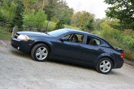 In the AutoblogGreen Garage: 2008 Dodge Avenger SXT Flex-Fuel