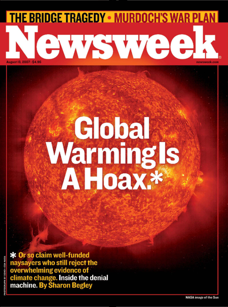 Persuasive speech global warming is real not real