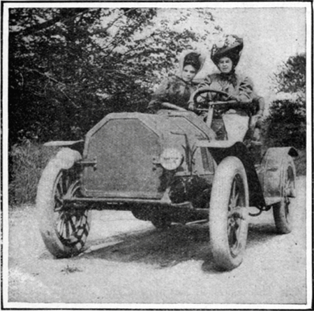 The Electric Car Darling Of The 1907 Auto Show